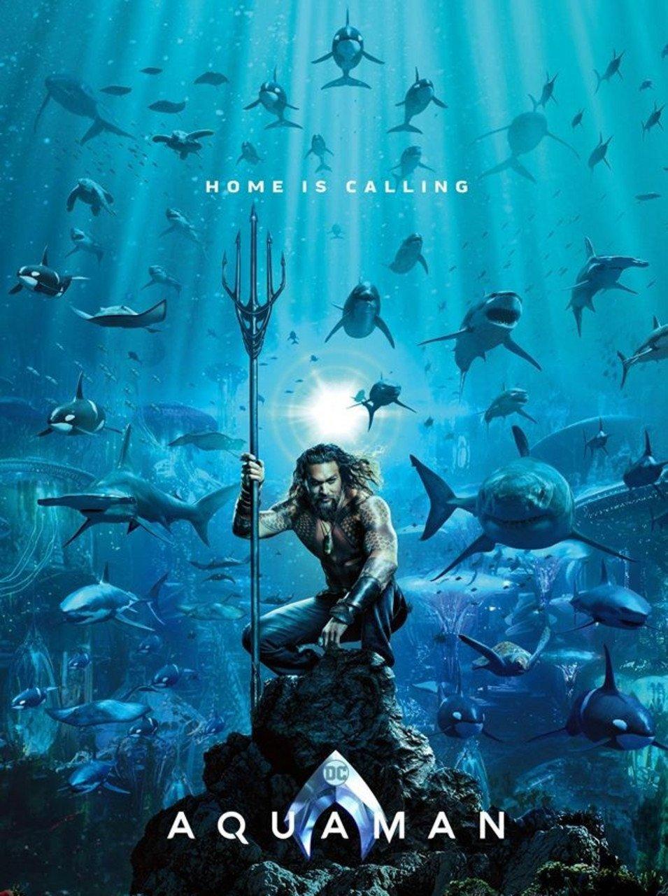 Crítica de: Aquaman