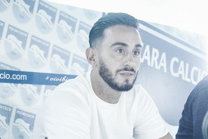 """Pescara, Aquilani: """"Oddo mi ha convinto"""""""