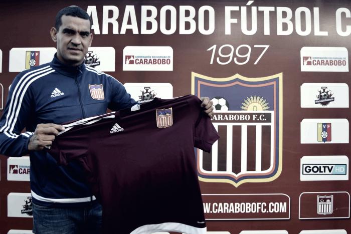 Carabobo FC fichó al paraguayo Aquilino Villalba