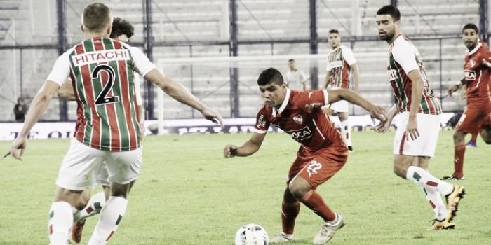 Vélez 0 - 2 Independiente: puntuaciones del 'Rojo'