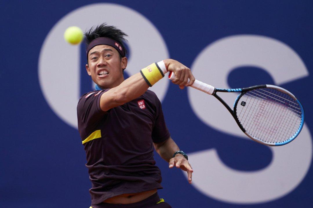 ATP Barcelona Day 1 recap: Nishikori rallies, Gerasimov cruises past Tsonga