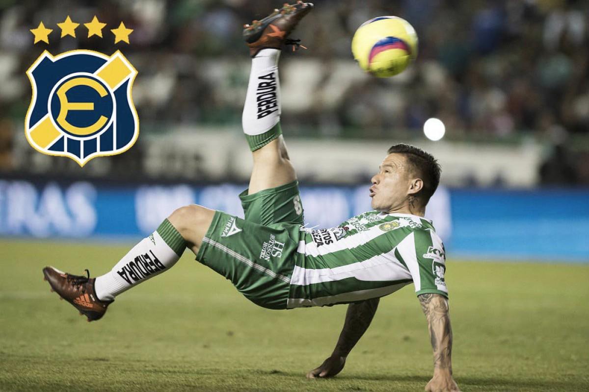 Álvaro Ramos dejará al León