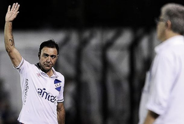 "Álvaro Recoba: ""Fue un semestre redondo"""