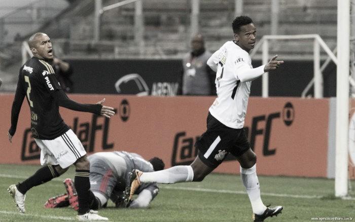 Corinthians domina Ponte Preta, vence mais uma e aumenta distância na liderança do Brasileiro
