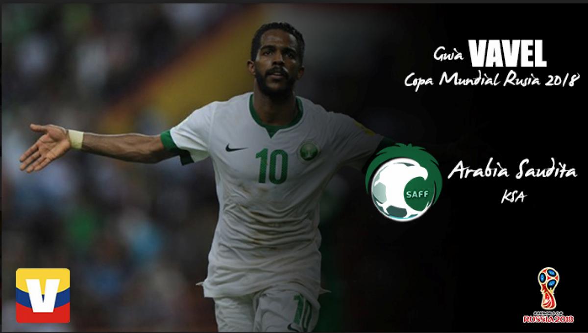 Guía VAVEL de la Copa Mundial 2018: Arabia Saudita