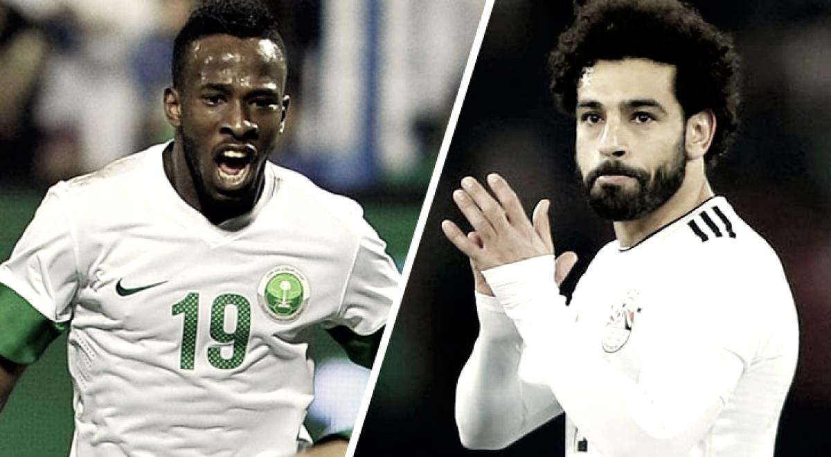 Previa Arabia Saudí vs Egipto: cerrar con orgullo el Mundial