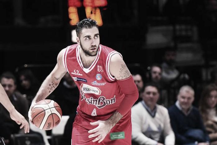 Legabasket Serie A - Bucchi nuovo coach di Caserta. Aradori-Torino, salta tutto!
