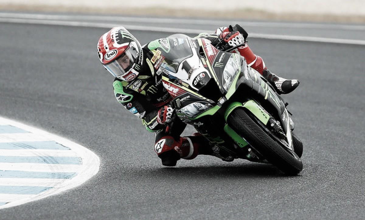 Rea conquista la primera carrera de Motorland