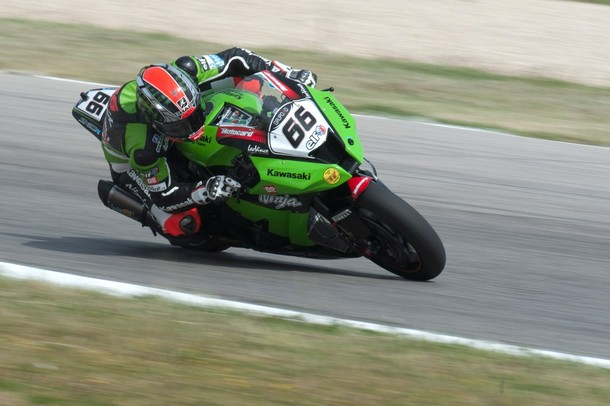 Aragon: Sykes, superpole con record