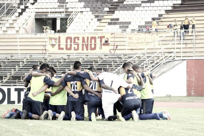 Aragua FC a un paso de la liguilla