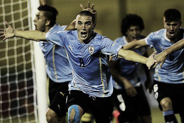 De cabeza y a la uruguaya