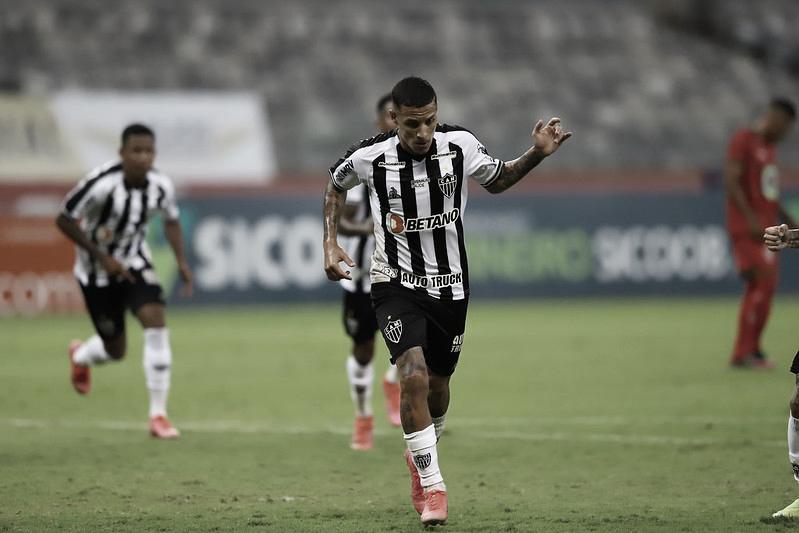 Com gol de Arana no fim, Atlético-MG vence Boa Esporte antes da estreia na Libertadores