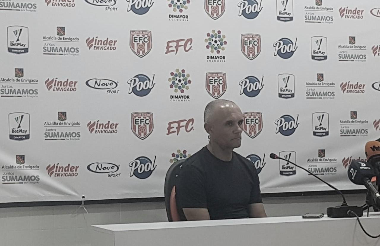 """José Arastey: """"Hemos jugado contra un gran equipo y por eso es importante el resultado"""""""