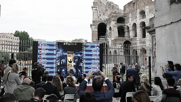 Atp Roma, il tabellone: Nadal dal lato di Djokovic