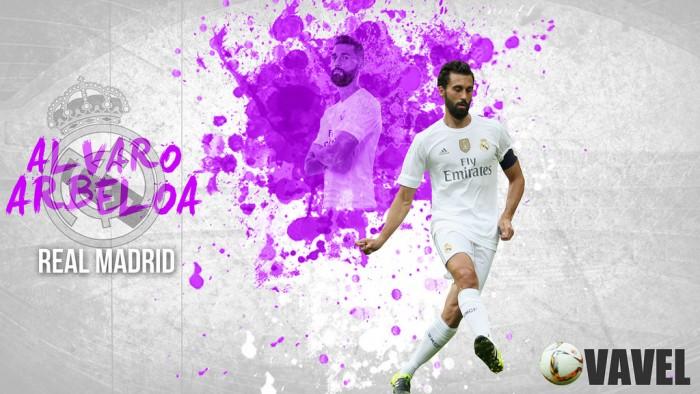 Real Madrid 2015/16: Álvaro Arbeloa, el adiós al espartano