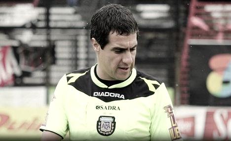 El árbitro de Godoy Cruz vs Atlético Tucumán