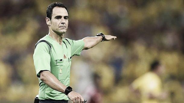 Velasco Carballo arbitrará el Villarreal - Málaga