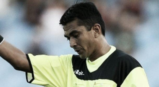 João Batista de Arruda será o árbitro da partida entre Fluminense e Botafogo