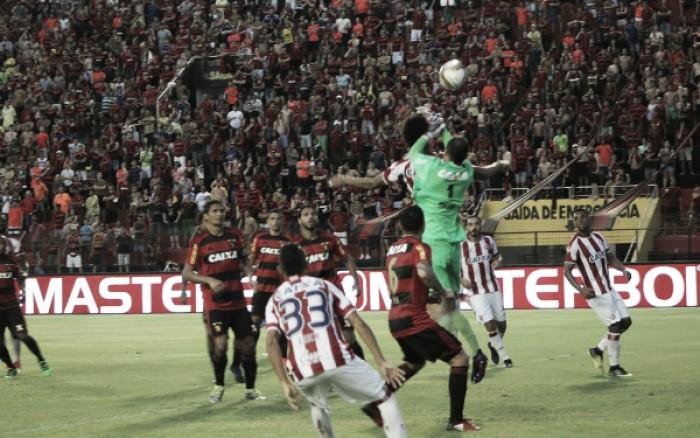 Diretor de futebol Eduardo Henriques critica arbitragem após erro em clássico contra Sport