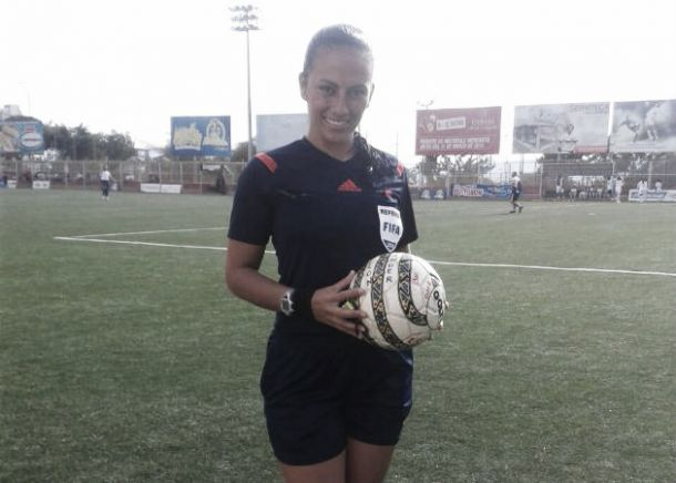 Otra colombiana en el Mundial Femenino