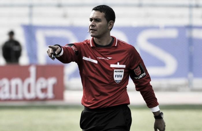 Ulises Mereles, el juez elegido para Atlético Nacional - Botafogo