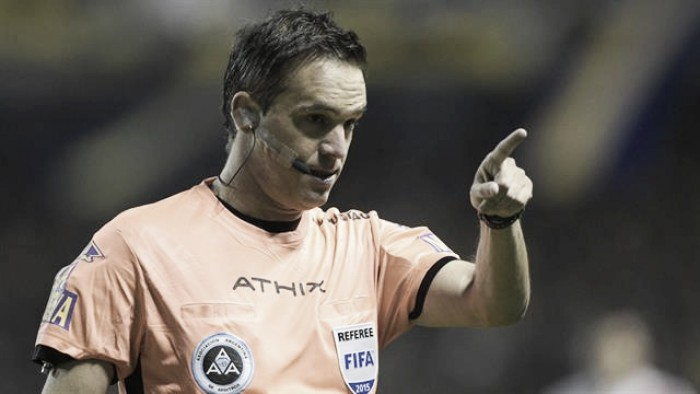 Habemus árbitro