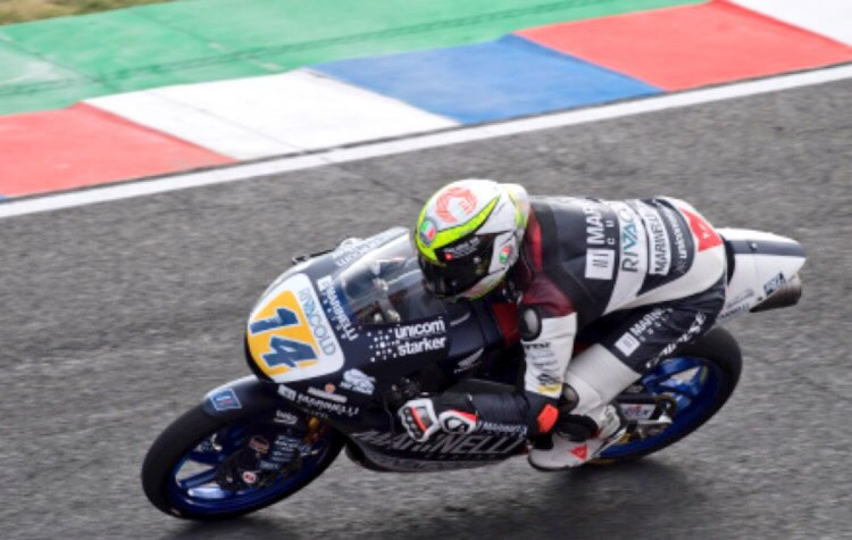 Moto3, Gp d'Argentina - Festa Arbolino: prima pole in carriera!