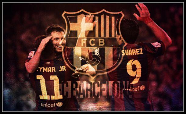 Suprema fúria «blaugrana»: Barcelona é a primeira equipa a possuir duas «trebles»