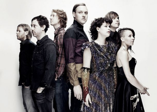 Arcade Fire ya piensa en su quinto álbum