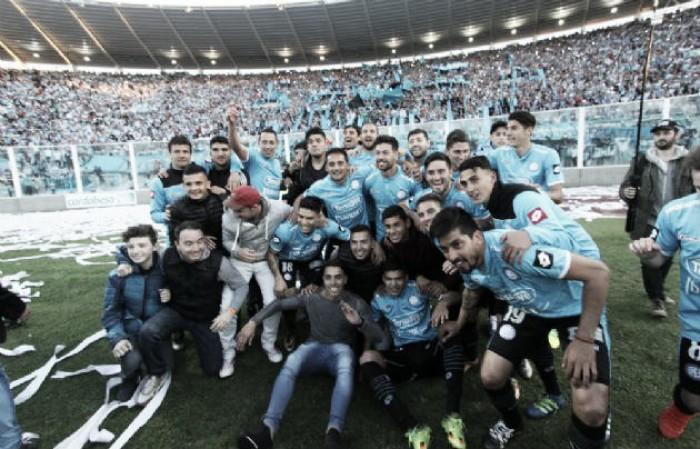 Belgrano, en los penales, se llevó el clásico