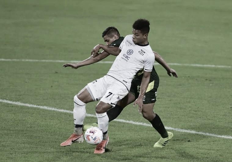 Talleres se llevó un empate de Florencio Varela