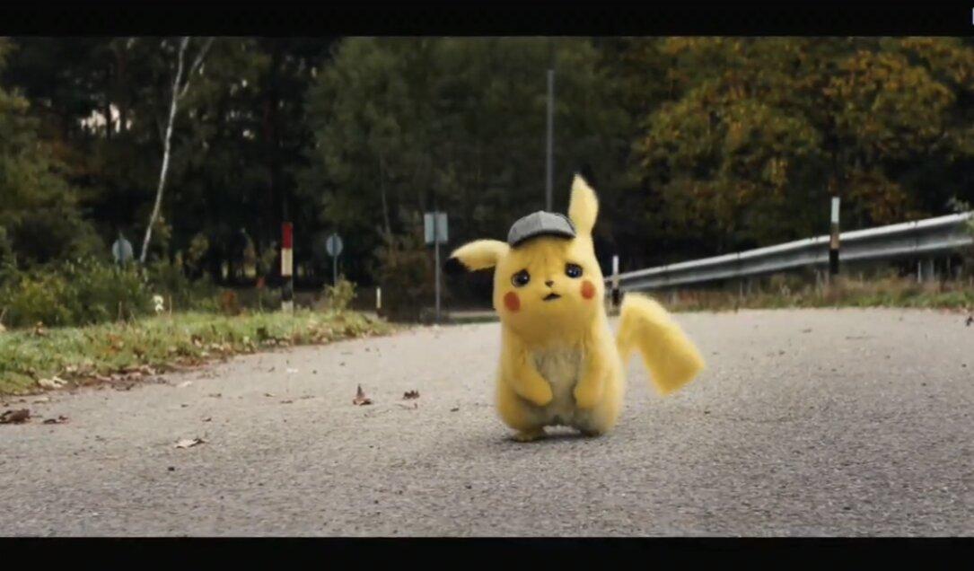 """Crítica de """"Detective Pikachu"""""""