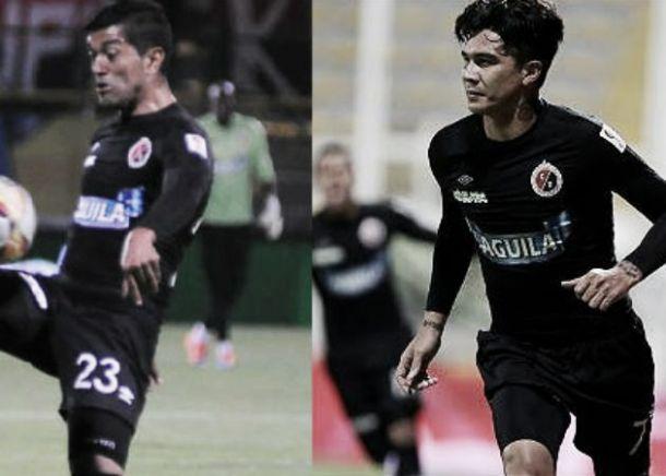 Marcos Lazaga y Franco Sosa se despiden del Cúcuta Deportivo