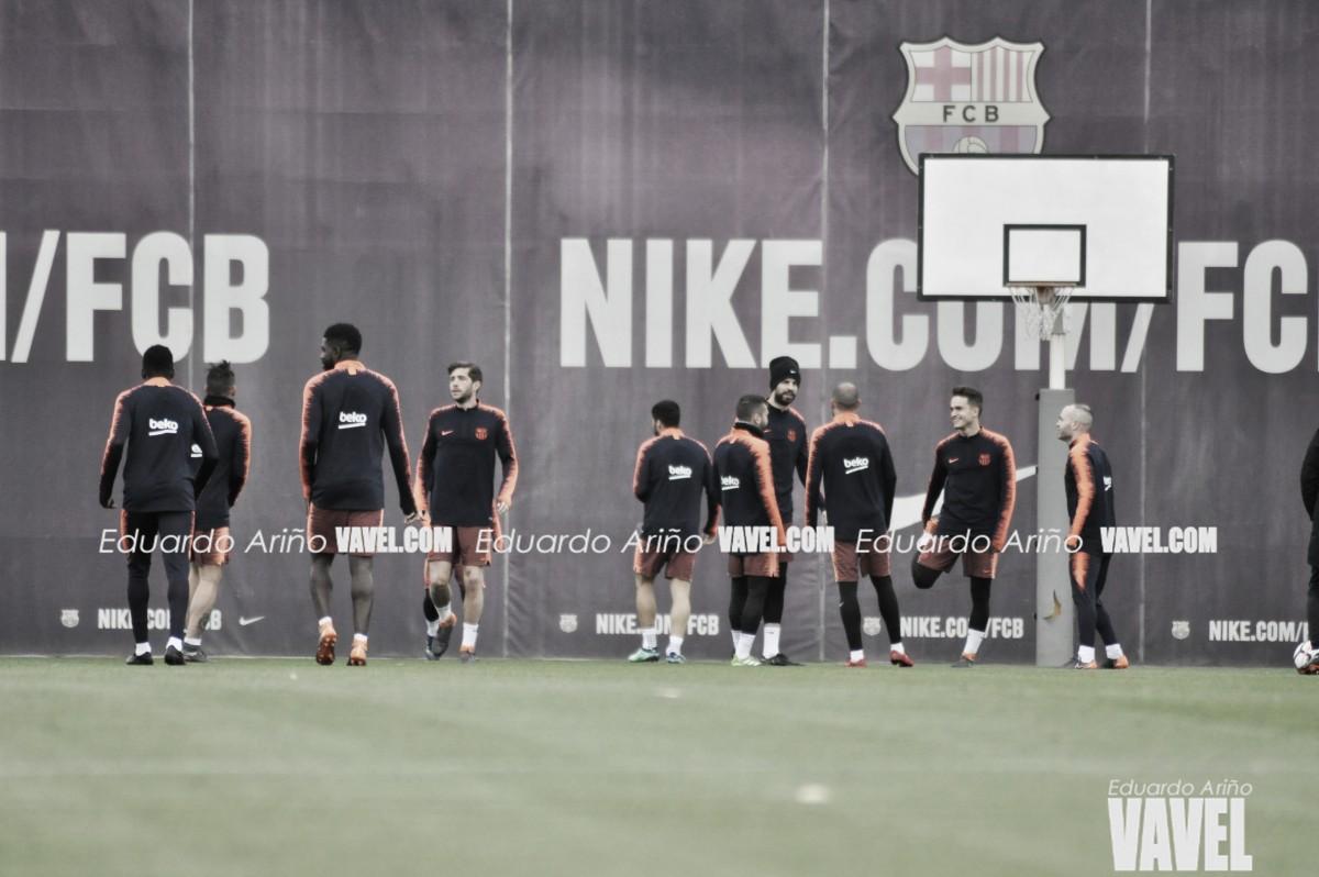 El Barça ya piensa en la Roma