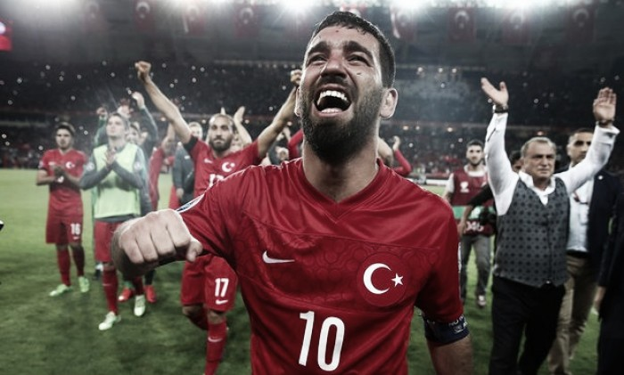 Turan opens up about the tournament as well as his love for country and coach