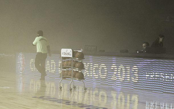 Suspendido el partido entre San Antonio Spurs y Minnesota Timberwolves