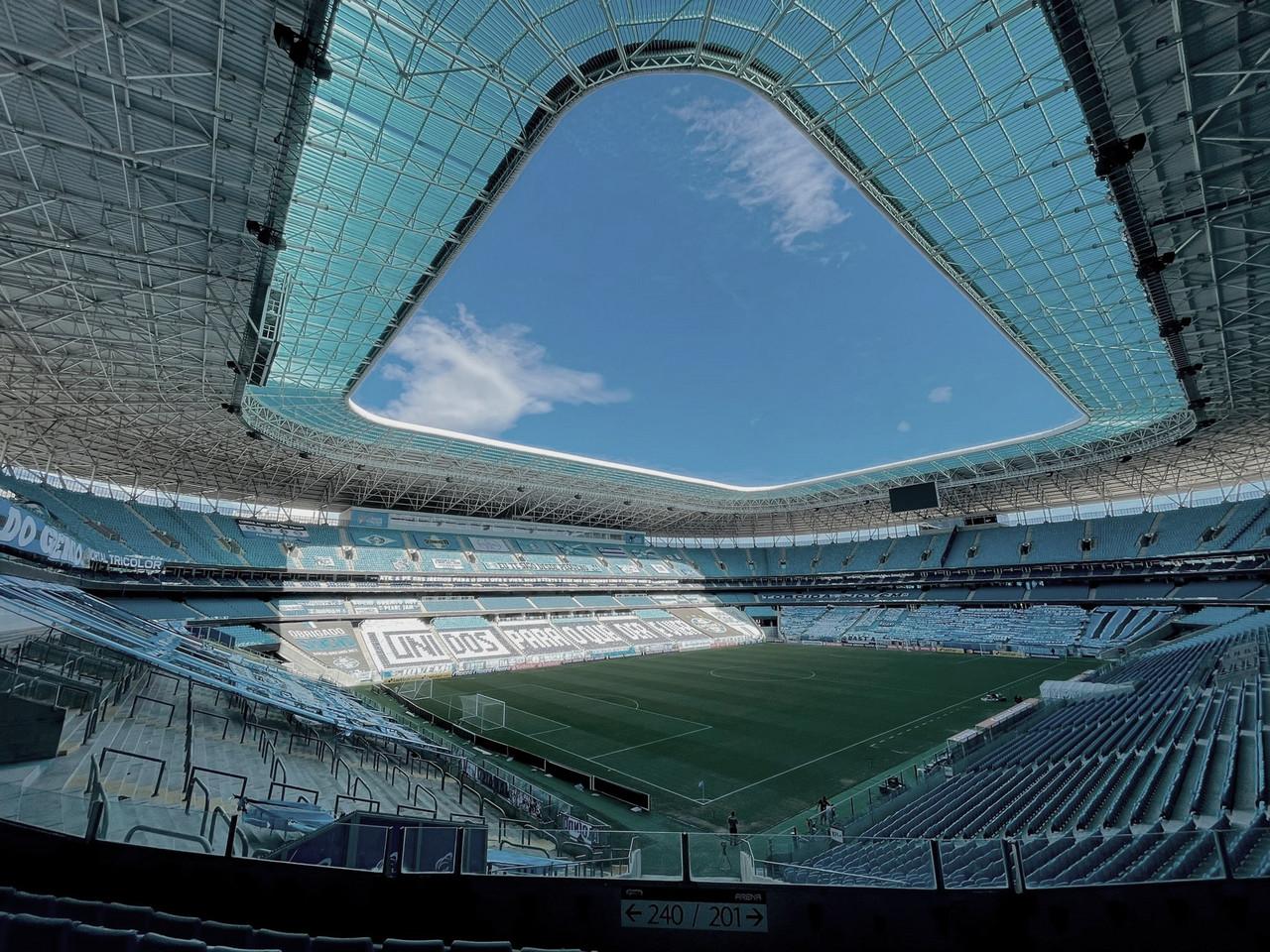 Desfalcado e com surto de Covid, Grêmio estreia na Copa do Brasil contra Brasiliense