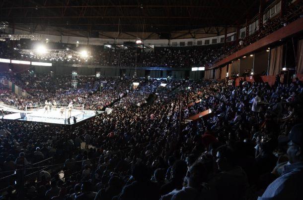 La Liga All Elite colma la México Catedral