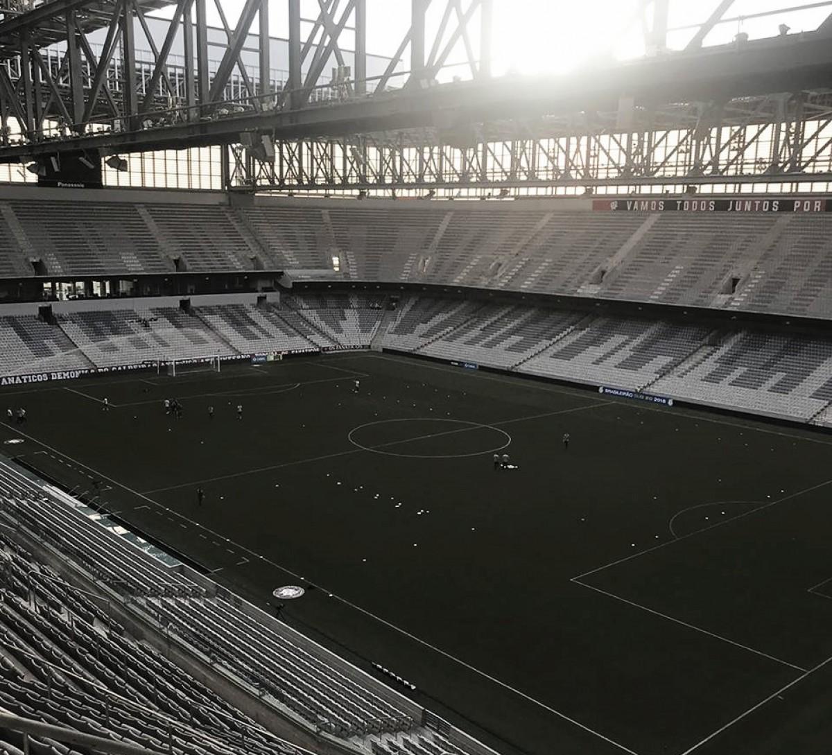 Regulamento garante torcida visitante no duelo entre Atlético-PR e Peñarol