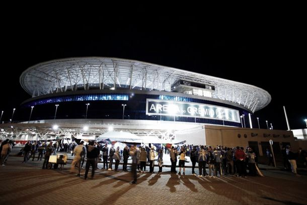 Grêmio irá parcelar compra da Arena em 19 anos