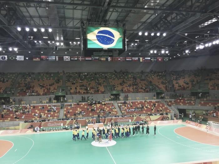 Apesar de 84% dos ingressos estarem vendidos, diretor da Rio 2016 tenta explicar Arenas vazias