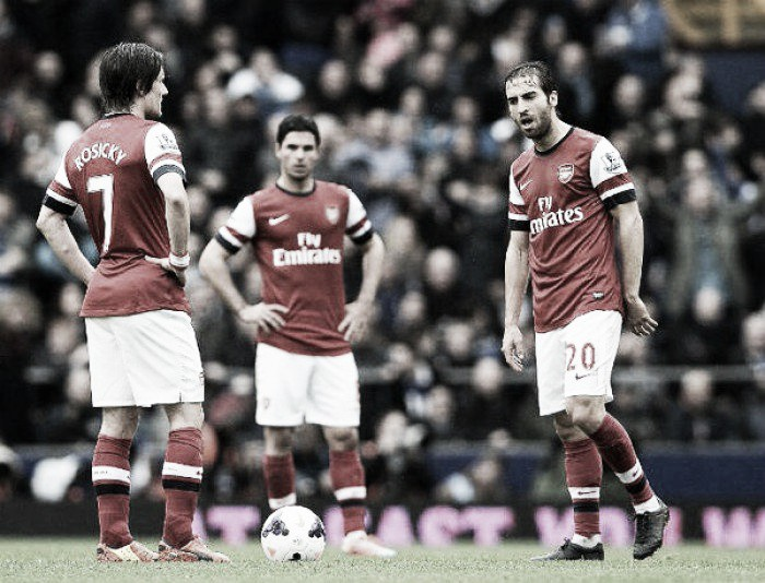 Contract talk: Will Arsenal retain the services of Mikel Arteta, Mathieu Flamini or Tomas Rosicky?