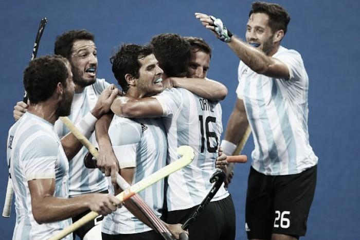 É campeã! Argentina supera todas as favoritas e conquista inédita medalha de ouro no hóquei