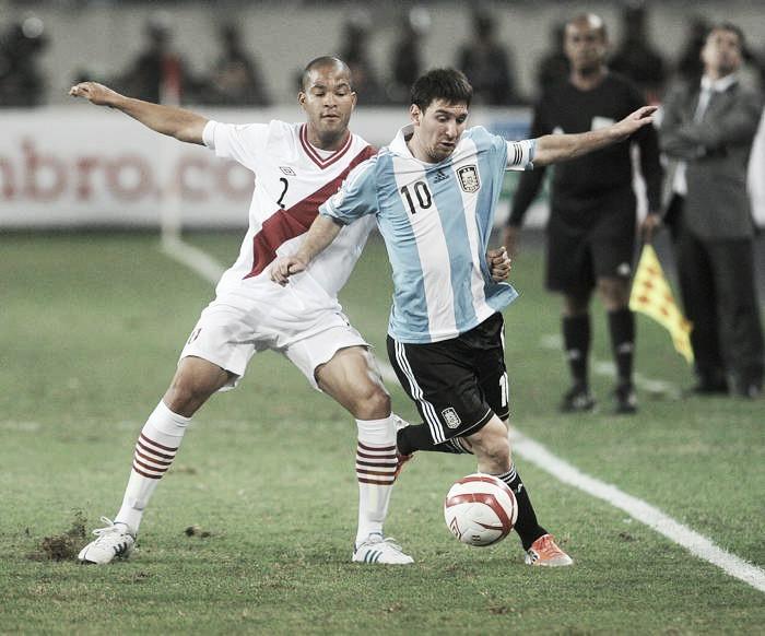 Horario confirmado vs Perú
