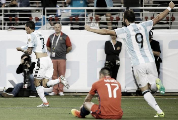 Com mais maturidade, Argentina é favorita diante de um renovado Chile