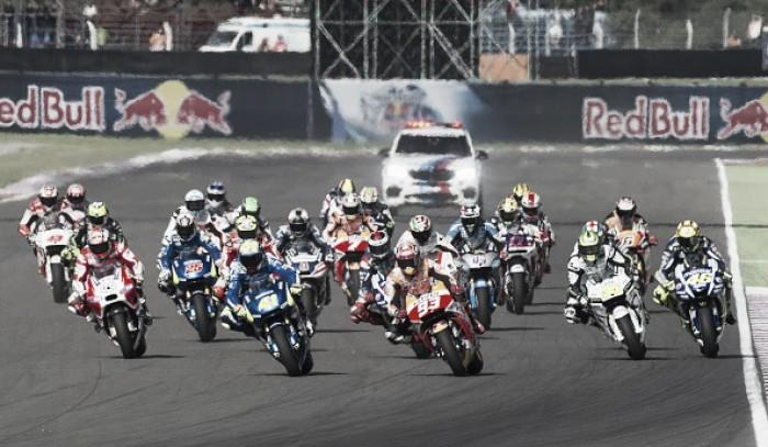Pre-race press conference in Argentina; Marquez and Dovizioso speak