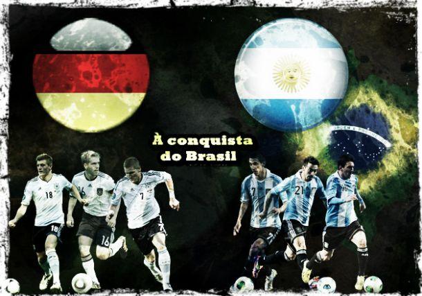 10º dia do Mundial: Argentina e Alemanha procuram garantir oitavos-de-final
