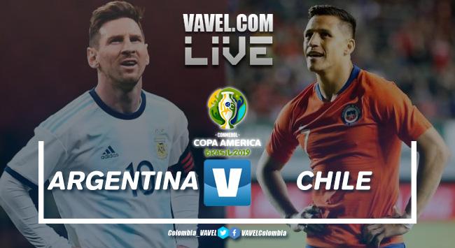 Resumen Argentina vs Chile, tercer puesto Copa América 2019 (2-1)