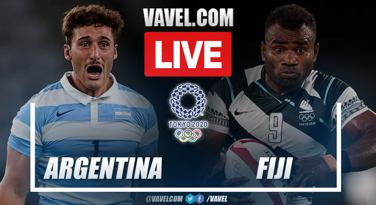 Highlights: Argentina 14-26 Fiji in Rugby semifinal match in Tokyo 2020