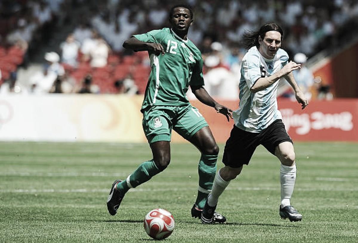 Nigeria - Argentina: duelo histórico en Juegos Olímpicos